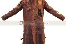 Guardians of the Galaxy Yondu Udonta (Michael Rooker) Coat