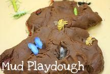 Playdough / by Annette Tubbs