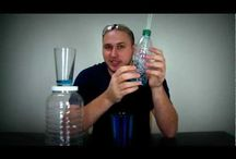 Pressure in fluids - Experiments
