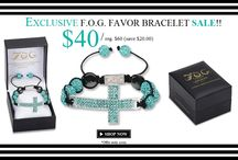F.O.G. Holiday Beauty SALE 3!!!! / by F.O.G. FAVOR OF GOD