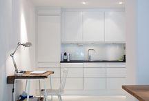 Biała kuchnia | White kitchen