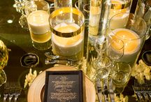FEATURED WEDDINGS DECOR / Be Inspired by Reception Decor from Real Life Weddings featured in Perfect Wedding Magazine