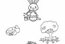 Ostern in der Logopädie