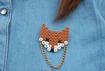 hama beads jewellery