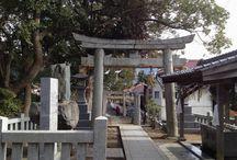 神社  Shrine / 日本人の神様
