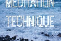 Meditation / Mindfullness