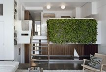 Living Green Walls: The Trend that is Good for your Health / http://sothebysrealty.ca/blog/2013/11/01/living-green-walls-the-trend-that-is-good-for-your-health/