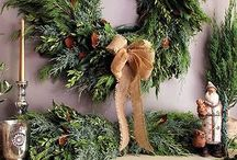 Christmas -Rough Luxe / by Cindy Hattersley Design/Rough Luxe Lifestyle Blog