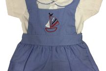 Boys outfits from Lullaby Lane Baby Shop Sheffield