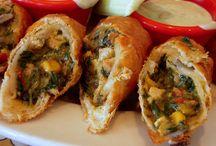 Wraps & rolls / Wraps & rolls, food