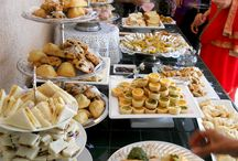High tea party idea's