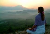 Meditation / Meditation is the art of focusing 100% of your attention in one area. The practice comes with a myriad of well-publicized health benefits including increased concentration, decreased anxiety, and a general feeling of happiness.