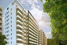 Rezidencia Draždiak / Draždiak Residence / Rezidencia Draždiak to je unikátne bývanie na brehu jazera, v tesnej blízkosti lesoparku a obľúbenej Petržalskej hrádze a zároveň v pešej dostupnosti kompletnej občianskej vybavenosti a rýchlej dostupnosti autom alebo MHD do centra a iných mestských častí. Lokalita je ideálna pre rodinné bývanie rovnako ako pre aktívnych ľudí, ktorí si však po hektickom dni radi prídu oddýchnuť do kľudného prostredia so širokou možnosťou športového vyžitia.