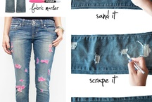 DENIM DIY / by Jamie Kaye