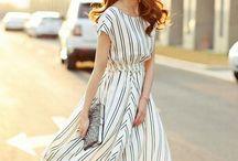 ワンピース、ドレス
