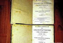 M. Fabii Quintiliani Institutione Oratoria 1829