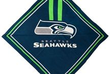 Seattle Seahawks / Now even the most fashionable Seattle Seahawks fans in your life will have the perfect accessories to cheer on their favorite team!