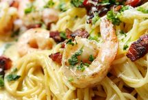 Seafood Recipes / Seafood lovers smorgasbord