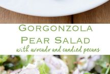 Food: Salads & Dressings