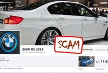 Like, share en win Scam / Oplichting met valse winacties