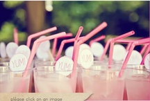 Drinks and Beverages  / Artfully prepared and dramatically presented