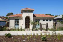 Pasco Design / Mediterranean residence, building design, interior design