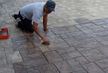Stone Patio Cleaning & Restoration / Keeping your stone patio clean (or restoring it) helps to protect your home as an investment, and makes your patio area much more enjoyable to use.