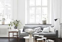de coraçao móveis brancos