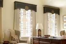 cornizas de cortinajes