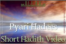 Hadith Islam Muslim Short One Line Video