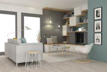 Deco salon - salle à manger