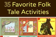 Folk and Fairy Tales and Mother Goose