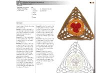 Crochet - motifs II - triangle