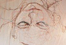 Les tableaux et dessins que j'❤️