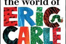 BOOKS Eric Carle / by Jean Thompson