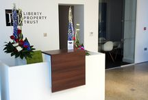 Quirky Reception Furniture / The look and interior furnishings of your reception area are one of the most important things to consider within your office space. It sets that all important first impression of your company to employees and clients, current or new.