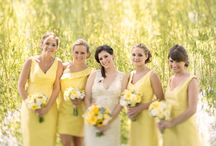 Yellows  / Inspiration for yellow theme flowers