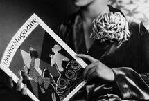 1920s The Girl in the black helmet