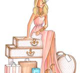 Brittany Fuson Illustration