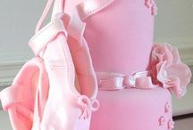 Gorgeous cakes for girls