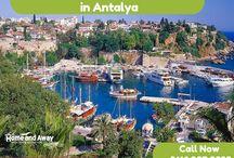 Antalya Holidays