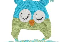 Crochet Hats / Keep your little ones head warm and cozy with a super cute and fun hat! http://www.fuzzyfreckles.com/accessories-en-2-3-4-5/hats.html#1