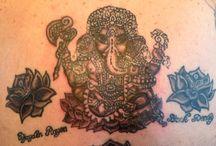 Mijn tattoo