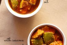 Desi - Chutneys/Pickles/Pastes / by Joo Joo Bah (Denise)