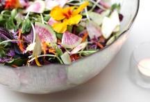 Salads / by Kellie of Le Zoe Musings