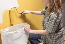 Home deco/reno / Great ideas, tips and inspiration for repairs, DIY and decor around the house.