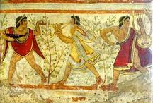 Starożytny Rzym + Sztuka Etruska