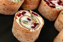HOLIDAY APPETIZERS / by Sue Anne Daves Fambrough