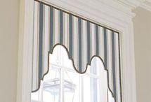 лепнина оформление окна