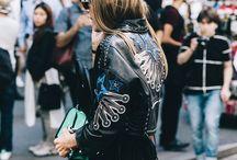 Streetstyle Versace clash